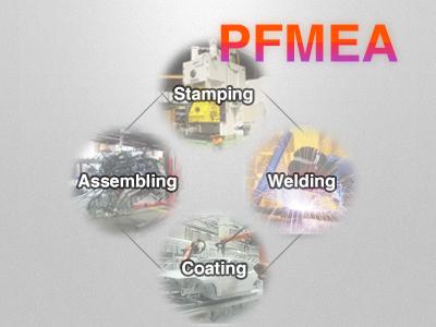 过程潜在失效模式及后果分析 PFMEA